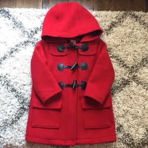 GIRLS GAP PEACOAT